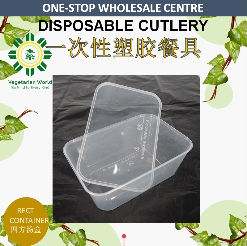 Disposable Cutlery/Plastic Spoon Fork/Bamboo Chopstick/Container-1127